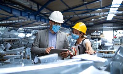lavoro covid industria